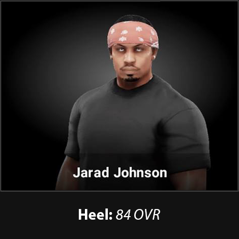 WWE 2K19 Universe Mode: 2WWF Reborn (Ft. XWA) Jarad-Johnson