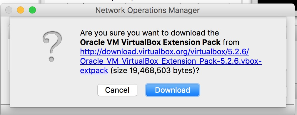 download virtualbox extension pack