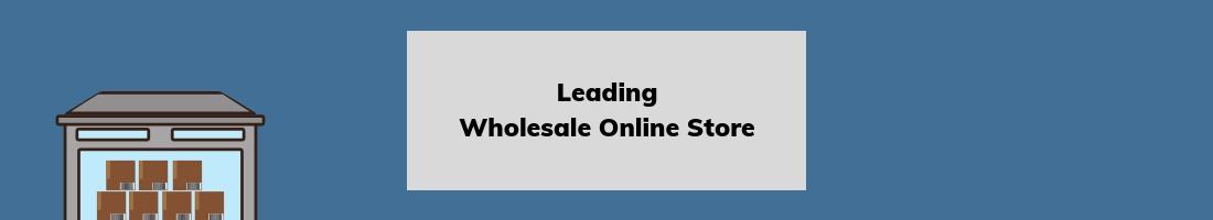 Wholesale Stores Online | Wholesale Distributors