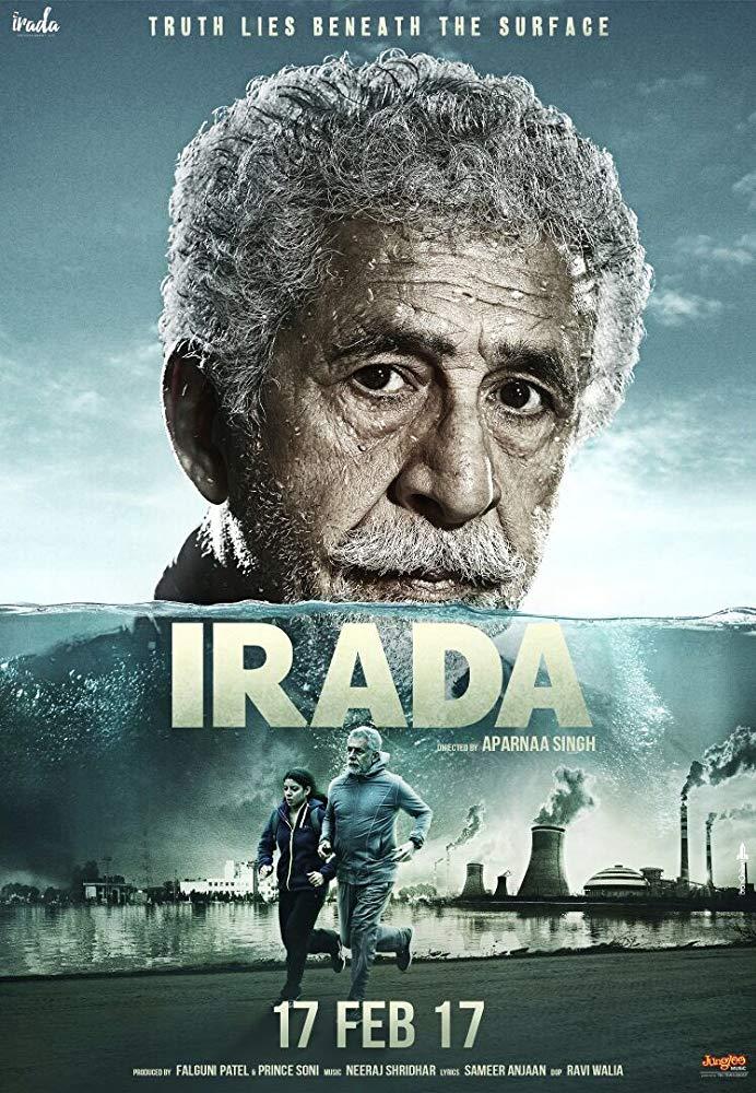 Irada (2017) Hindi 720p DVDRip 980MB