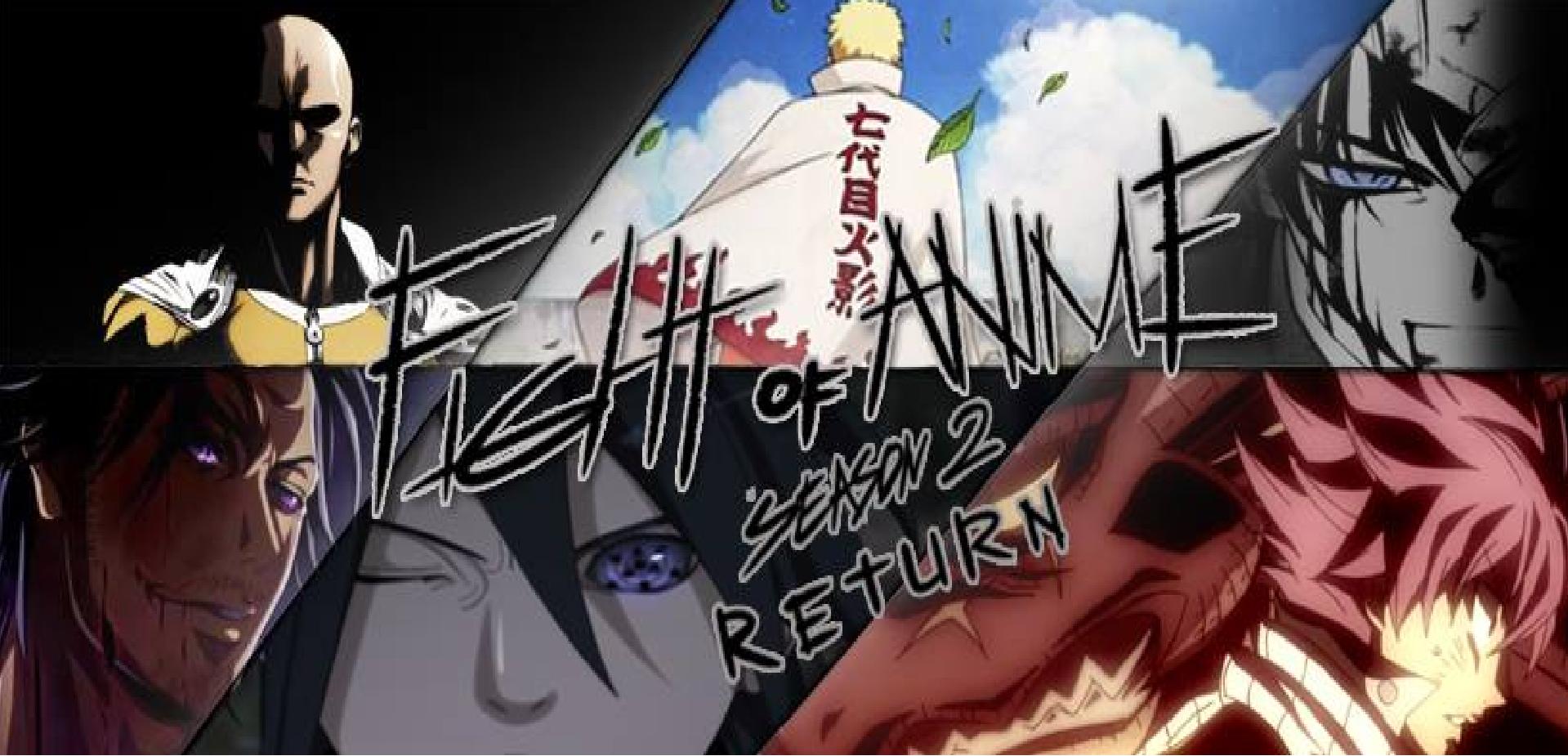 World of anime return