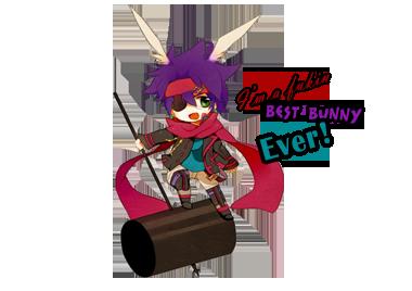 Campamento! Bunny