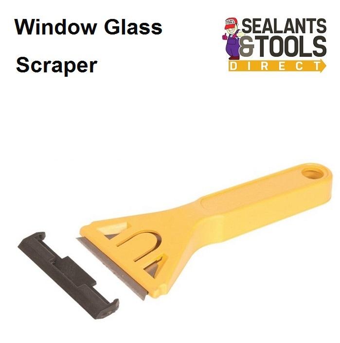 Glass Stanley Blade Scraper