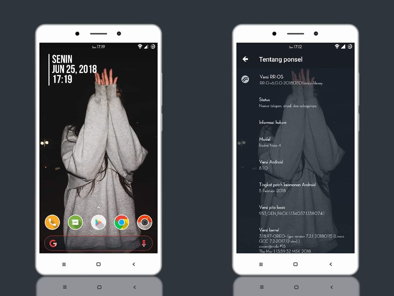Redmi Note 4 Custom Rom 2018 — TTCT