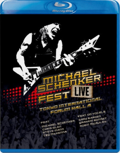Michael Schenker Fest - Live Tokyo International Forum Hall A (2017) [Blu-ray 1080p]