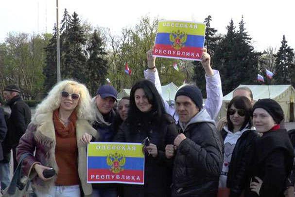 Організаторів «Одеської Народної Республіки» засудили до 5 років в'язниці