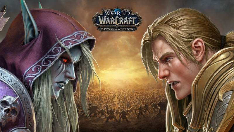 blizzard entertainment, world of warcraft
