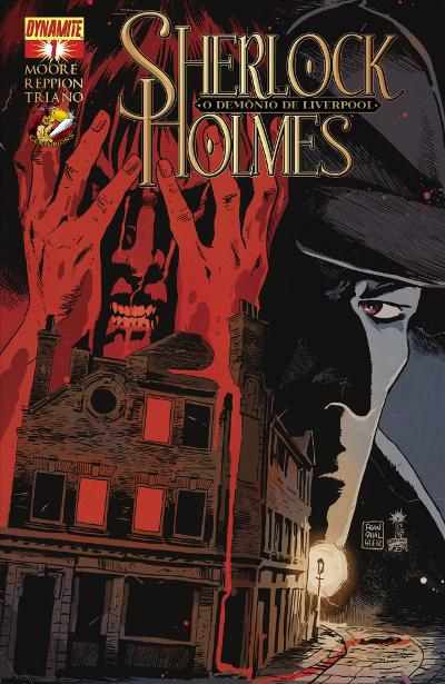 Sherlock Holmes - O Demônio de Liverpool (2012)