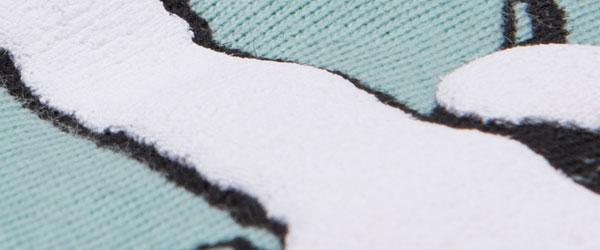 image of close up tshirt print 02
