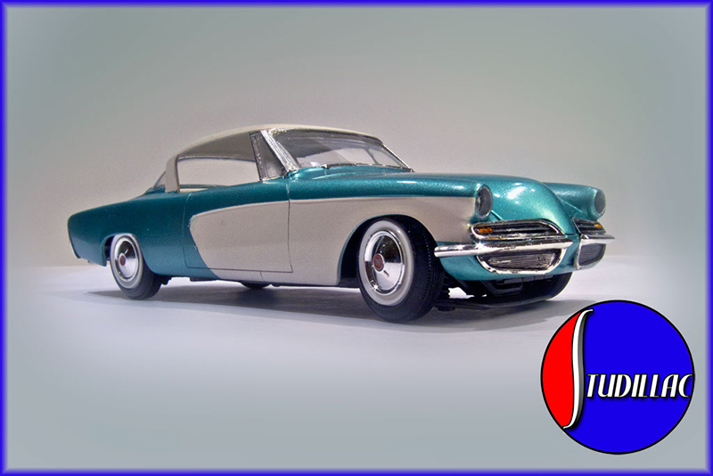 "Customized '53 Studebaker Starliner ""Studillac"" Hardtop ..."