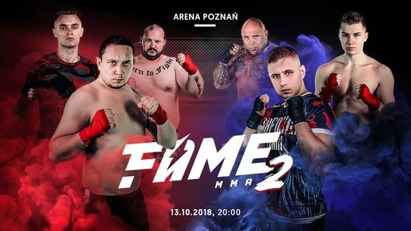 Fame MMA 2 (13.10.2018)  PL.PPV.720p.WEB.x264.AC3-GRFX / Polski Komentarz
