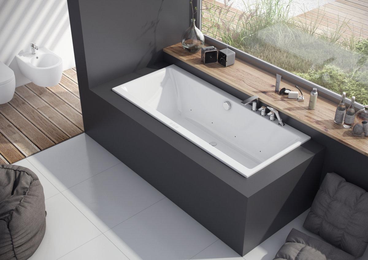 Акриловые ванны в Запорожье