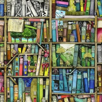 Salahkah Dewasa Membaca Buku Anak?