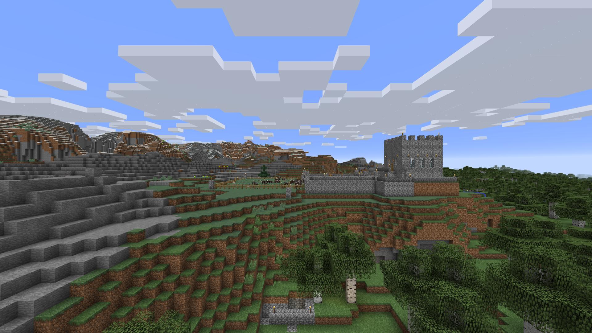 minecraft gold farm 1.7.10