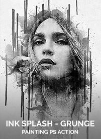 Charcoal Art - Realistic Dust Photoshop Action - 17