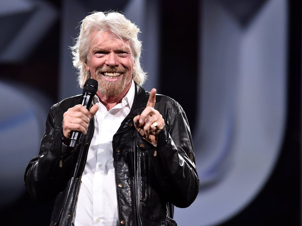 The rules of oratory from Richard Branson