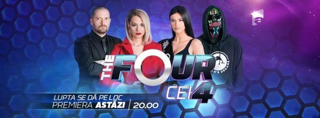 The Four – Cei patru episodul 9