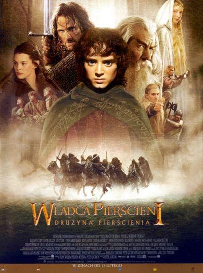Władca Pierścieni: Drużyna Pierścienia / The Lord of the Rings: The Fellowship of the Ring (2001) EXT.PL.BRRip.XviD-GR4PE | Lektor PL