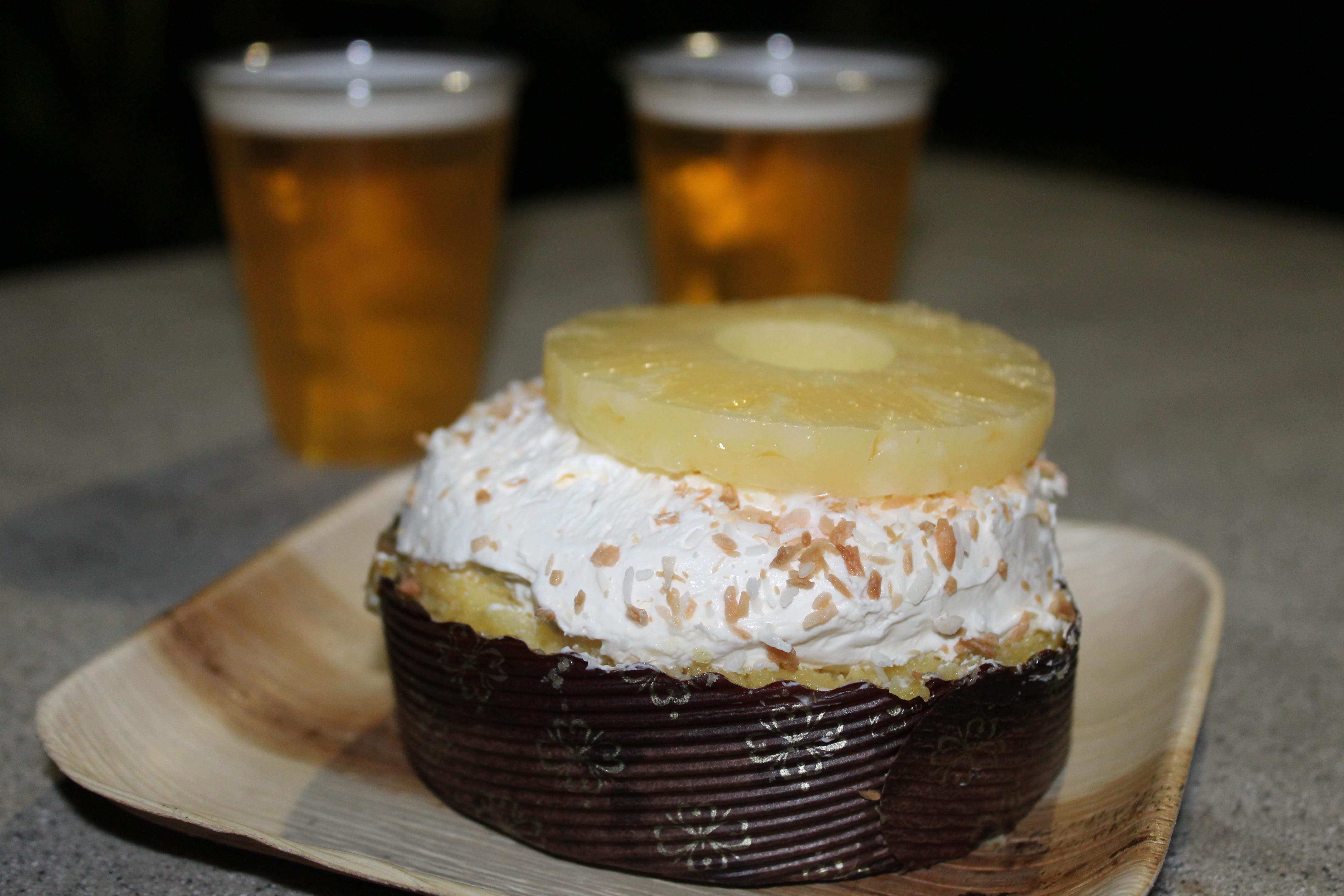 Pineapple Dream Cake Seven Seas