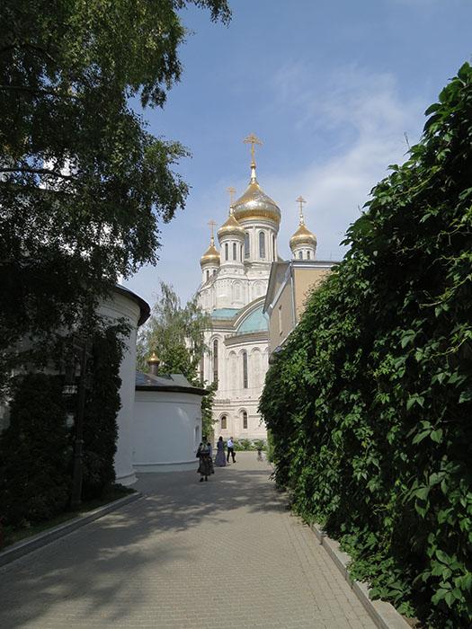 Храм Новомучеников Российских на Лубянке