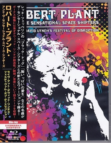 Robert Plant and The Sensational Space Shifters - Live at David Lynch's Festival of Disruption (2018) [Blu-ray 1080i]