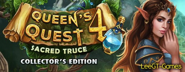 Queens Quest 4: Sacred Truce Collector's Edition [Final.v-BFG]