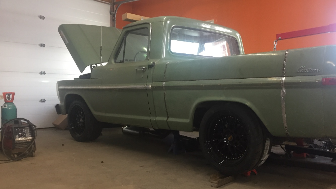 1971 f100 crown vic swap w  supercharged ls swap - page 5