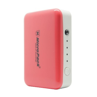 POWERBANK MICROPACK SMALL 6000  mAh
