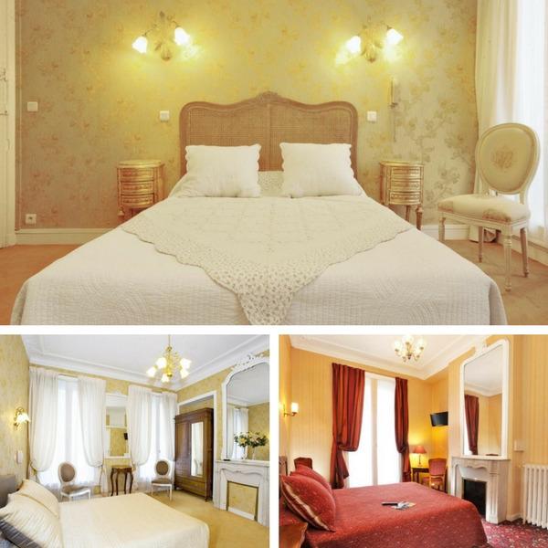 Mejores hoteles baratos en París - conpasaporte.com - Hôtel d'Argenson