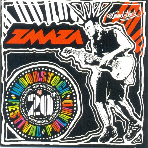 Zmaza & The Bill - Przystanek Woodstock (2014) [FLAC]