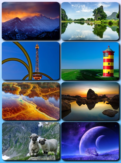 Beautiful Mixed Wallpapers Pack 760
