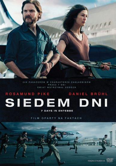 Siedem dni / Entebbe (2018) PL.BRRip.XviD-GR4PE | Lektor PL