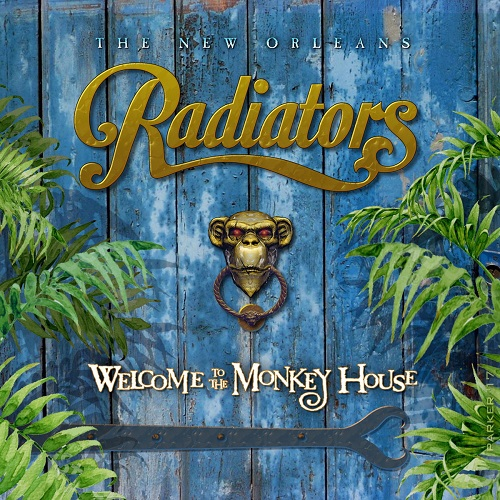 The Radiators - Welcome to the Monkey House (2018) [FLAC]