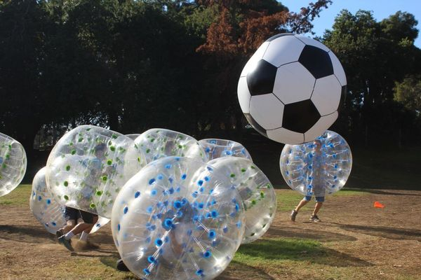 Bubble Soccer Rental | Party Rentals by AirballingLA