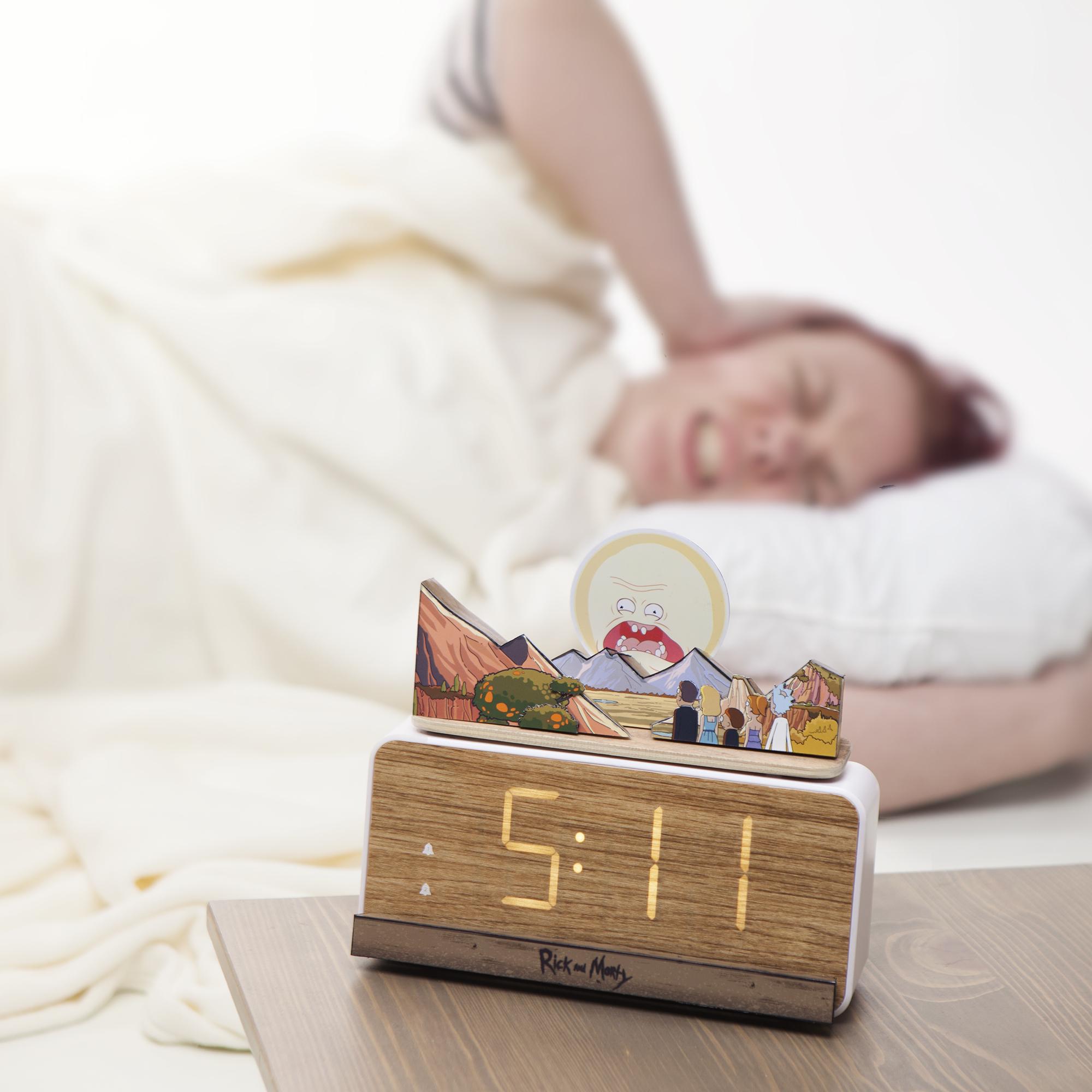krvn rm screaming alarm clock inuse
