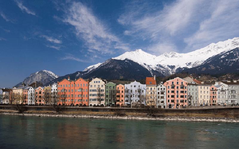Innsbruck city photo