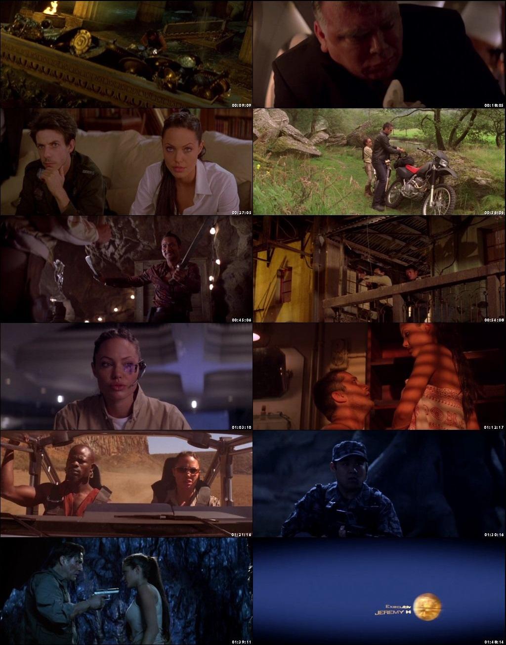 Lara Croft Tomb Raider 2001 Full Hindi Dual Audio Movie Download 720p 480p Brrip 480p Tv Series