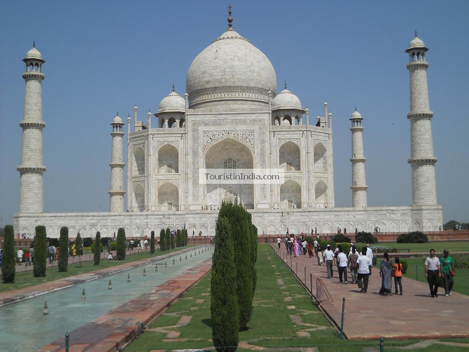 Tajmahal Agra, Part of Golden Triangle India Tour Package