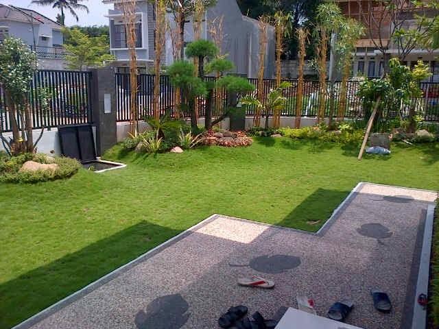 Taman Minimalis Bogor