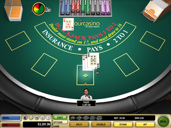 No Download Online Blackjack For US Players