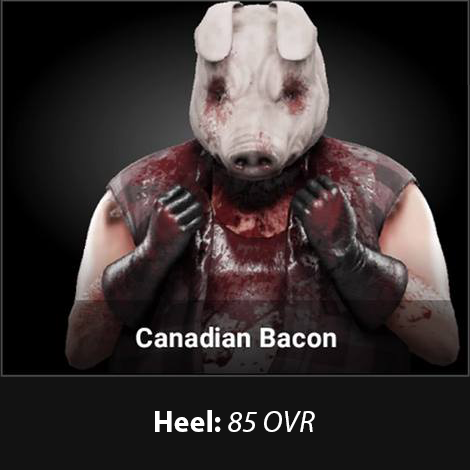 WWE 2K19 Universe Mode: 2WWF Reborn (Ft. XWA) Canadian-Bacon