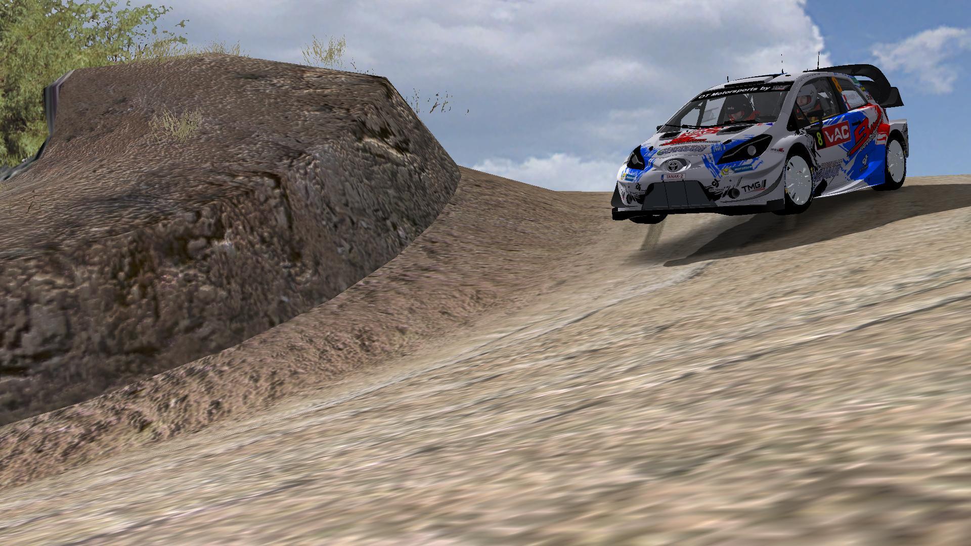 Résumés WRC Bougly