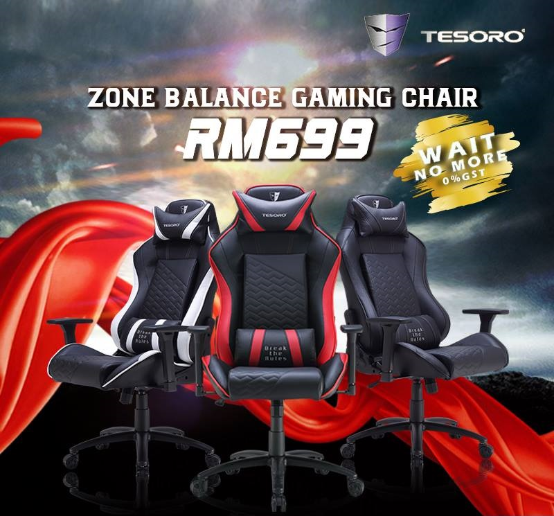 Wts Ultimate Zone Gaming Chair Amp Desk