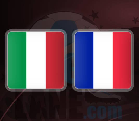 Франция – Италия | Товарищеский матч 2018 | Обзор матча