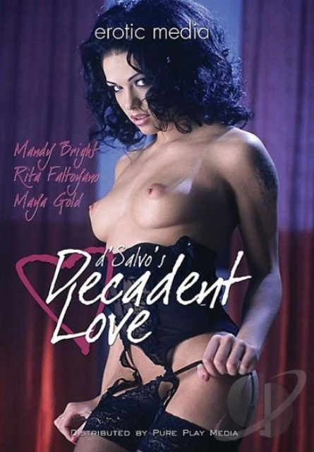 Decadent Love (2002) CENSORED SATRip XviD 900MB