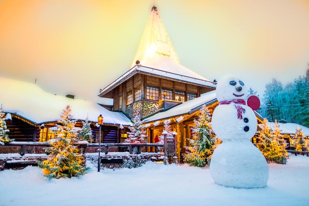 Santa-Clause-Village