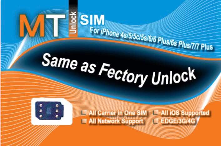 MT Unlock sim