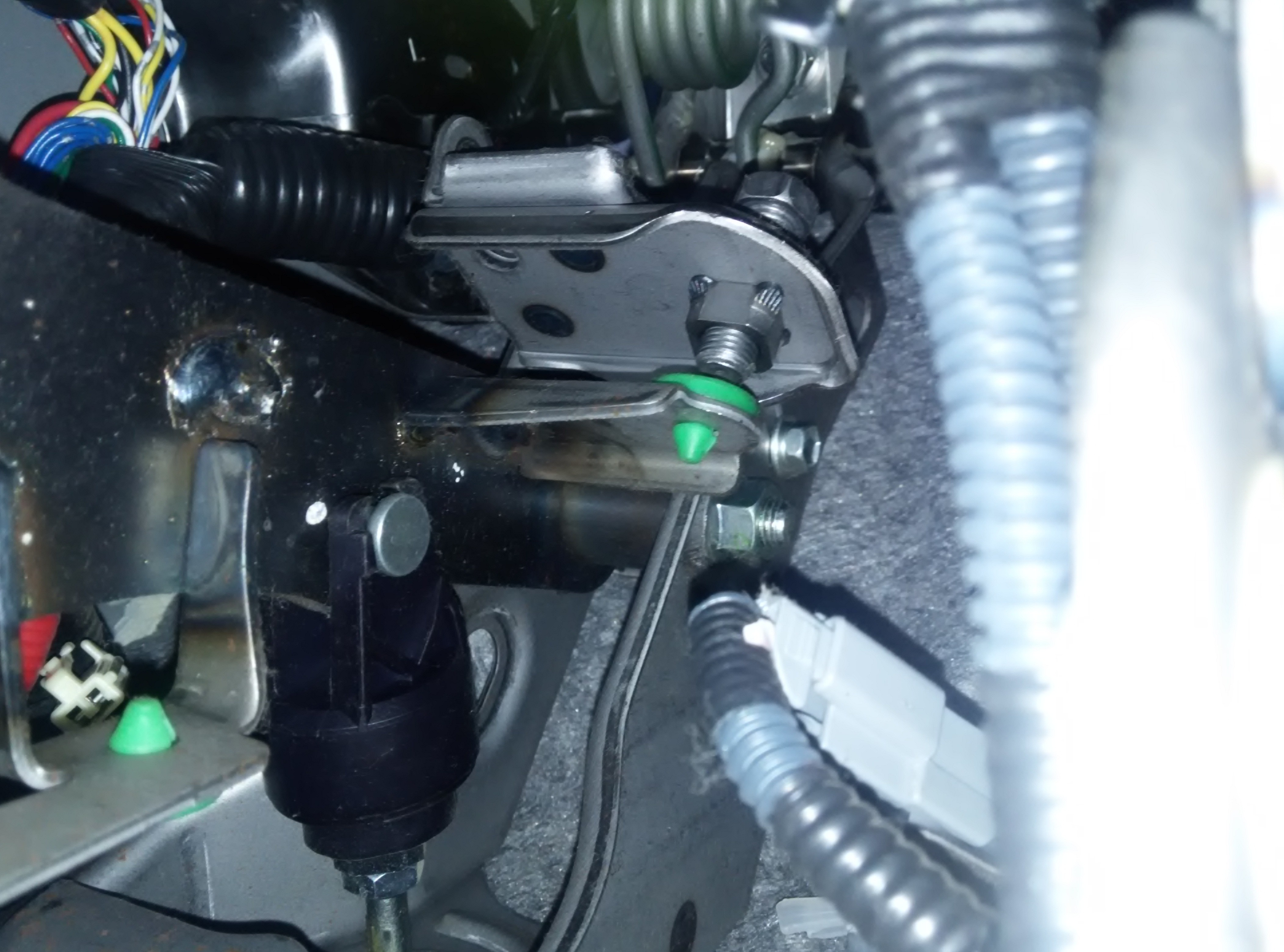 Installing Cruise Control In A 2008 Rav4 Manual Toyota Nation 1989 Isuzu Trooper Wiring Report This Image