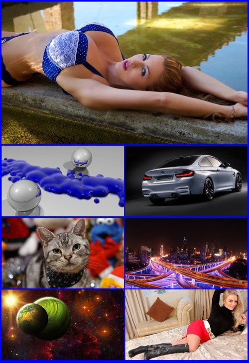 Beautiful Mixed Wallpapers Pack 781