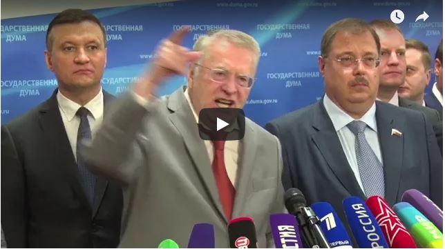 Ժիրինովսկի․ «Հայերը դեռ կզղջան, որ իշխանության են բերե....